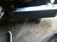 front mont intercooler greedy