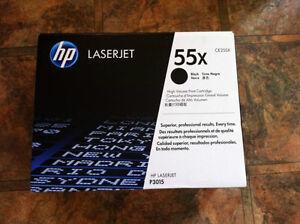 Cartouche d'encre HP 55X Neuf / New HP Toner Cartridge 55X