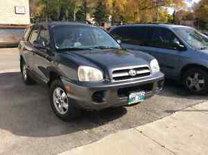 2005 Hyundai Santa Fe SUV, Crossover NEW SAFETY!!!!
