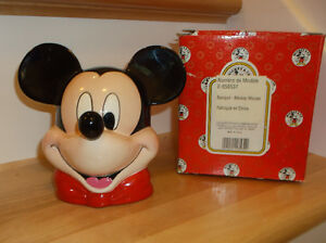 Collection Disney - Tirelire de Mickey Mouse