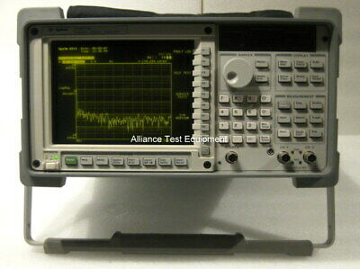 Agilent 35670a Fft Dynamic Signal Analyzer Opt 1d2 6 Month Warranty