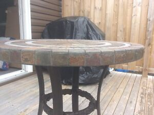 PATIO TABLE. GIVE ME AN OFFER