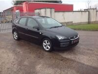 24/7 Trade sales NI Trade prices for the public 2005 Ford Focus 1.6 Zetec Climate low miles 54.000