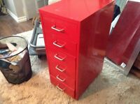 Metal storage unit  small