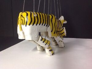 Tiger Marionette or Puppet Decoration London Ontario image 4