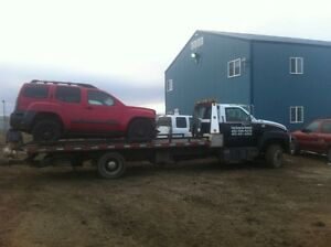 SCRAP CAR REMOVAL, TOWING SERVICE
