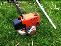 Stihl km 130 r brush cutter combi tool strimmer