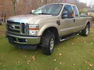 Ford f250 2008 Cabine double