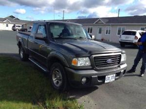 For Sale: 2009 Ford Ranger Super Cab