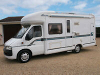 AUTO TRAIL APACHE 640 SE END BATHROOM Fiat DUCATO 15 JTD MWB