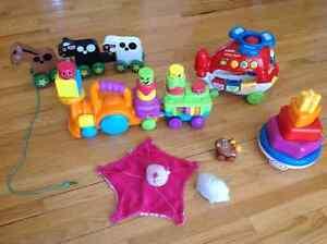 Lot de jouets unisexes