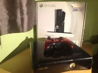 Xbox 360 special edition console 250gb
