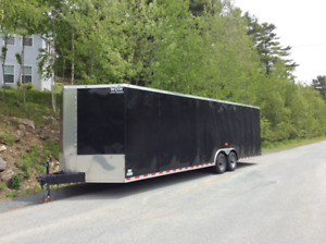 28 ft. Cargo trailer for sale
