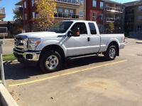 2011 Ford  Super Duty,F250,4x4 pick-up truck