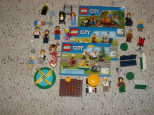 Lego City Fun in the Park 60134 set - 100% complete with manuals