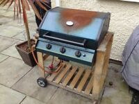 3 Burner Gas Barbeque