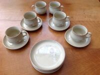 Denby Daybreak tea set