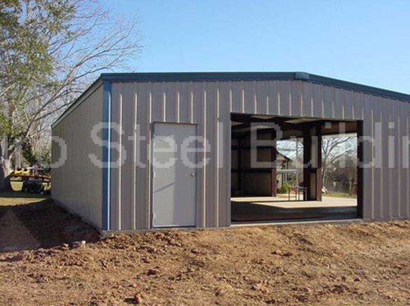 Durobeam steel 40x60x16 metal garage building storage for 30x50 garage prices