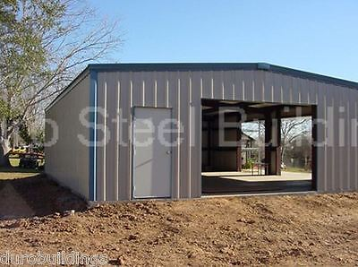 Durobeam Steel 40x60x16 Metal Diy Building Kit Made To Order Workshop Direct