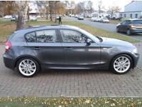 2006 56 BMW 1 SERIES 2.0 120D M SPORT 5DR DIESEL