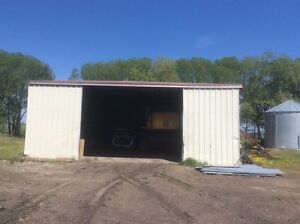 Steel Quonset for sale