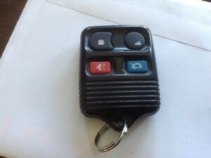 Ford remote.  Two