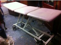 Professional Massage / Tattoo / Therapy Plinths : free Glasgow delivery