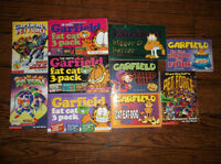 Garfield comics collection $25 obo