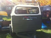 White canopy for sale or trade  text or email 250-301-5322