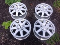 "15"" Honda alloy rims"