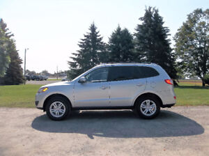 2011 Hyundai Santa Fe GLS- ONE OWNER & 4 NEW TIRES!!  ONLY $6950