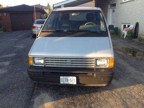 1988 Ford Aerostar for sale