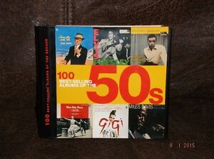 THE 100 BEST-SELLING ALBUMS OF THE 50'S,60'S,70'S,80'S,& 90'S Kitchener / Waterloo Kitchener Area image 2