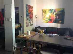 Cozy Plateau Room Available for Dec/Jan Sublet $600/month +Utili