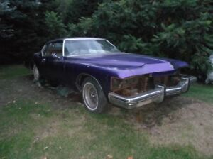 1973 buick 455&thm400 for sale/trade