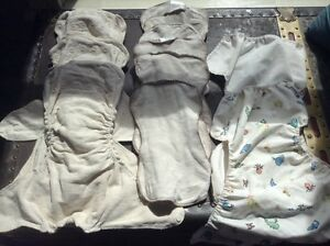 Mother ease hemp diapers