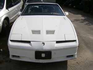1989 Pontiac Trans Am GTA Hatchback