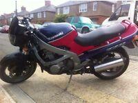 1994 Kawasaki zzr 600 full years mot
