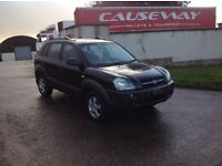 24/7 Trade sales NI Trade prices for the public 2006 Hyundai Tucson 2.0 GSI Black low miles 69.000