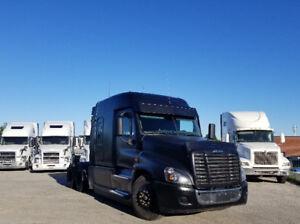 2016 Freightliner, Full Heavy Spec, OEM Warranties, Low KM