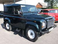 2014(63) Land Rover 90 Defender 2.2TDCi DPF County Hardtop