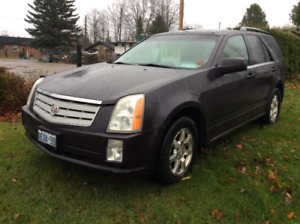 2006 Cadillac SRX Leather SUV, Crossover