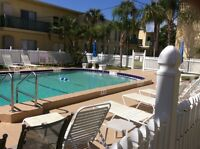 Beach condo in Cape Canaveral Florida for rent