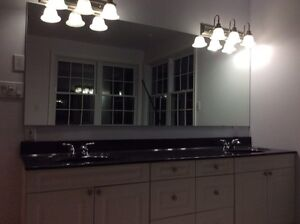 Double sink  and vanity