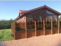 New Stately Albion Holiday Lodge