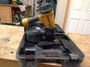Bostitch air nailer