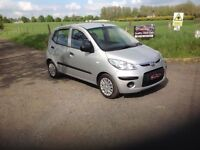 24/7 Trade sales NI Trade Prices for the public 2008 Hyundai I 10 Silver 5 Door