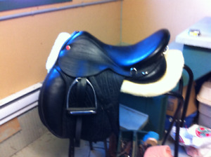 "Selle 17 1/2"" Solstice Endurance/Trail Arabian Saddle Company"