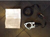 QTP exhaust bypass valve. BMW, Honda, Subaru, Evo, Seirra etc