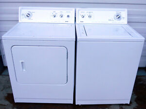 kenmore Washer / Dryer pair -Very Good condition clean works